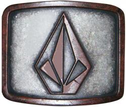 Volcom New Stone Belt Buckle - Mix