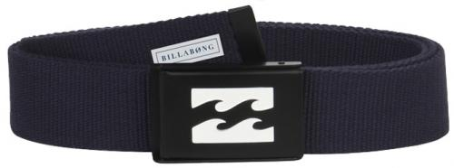 Billabong Essentials Scout Web Belt - Navy