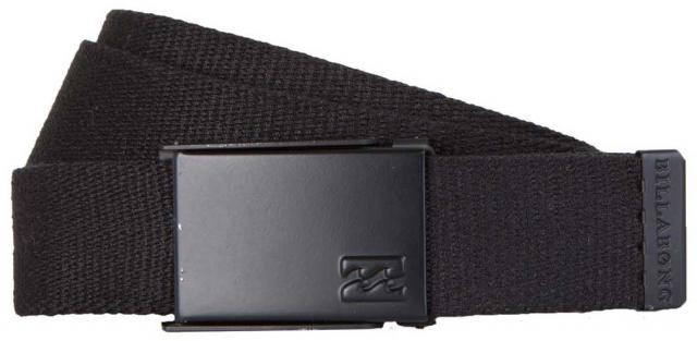 Billabong Cog Web Belt - Black