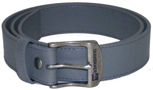 Quiksilver 10th Street Belt - Smoke