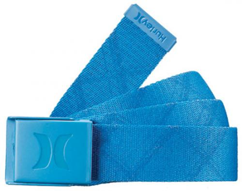 Hurley One & Only Web Belt - Cyan