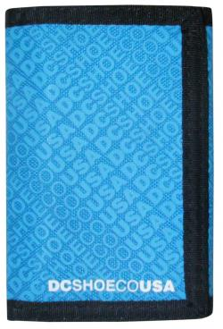 DC Ripstop Wallet - Bright Blue