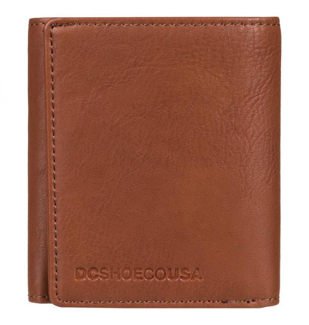 DC Side Note Wallet - Coffee Bean