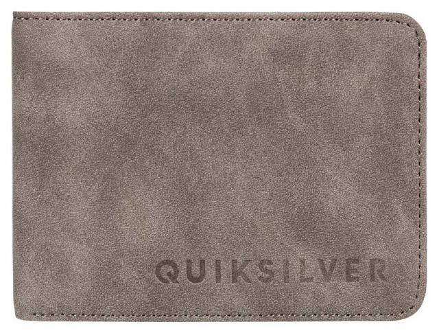 Quiksilver Slim Vintage II Wallet - Turkish Coffee