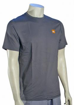 Quiksilver Waterman Mullaway Surf Shirt - Grey