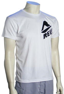 Reef Incentives SS Surf Shirt - White