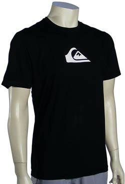Quiksilver Perfecta SS Surf Shirt - Black