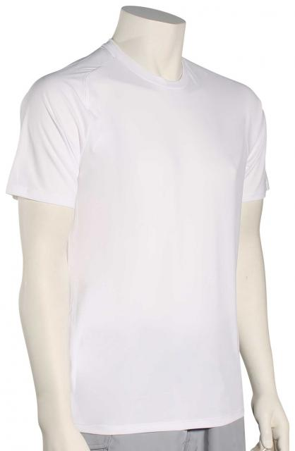 Hurley Icon Quick Dry SS Surf Shirt - White