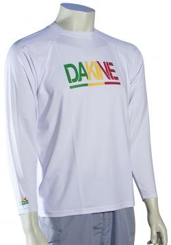 DaKine Watermans LS Surf Shirt - White