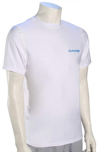 DaKine Heavy Duty SS Surf Shirt - White