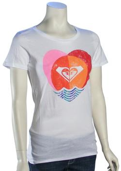Roxy Love You T-Shirt - Sea Salt