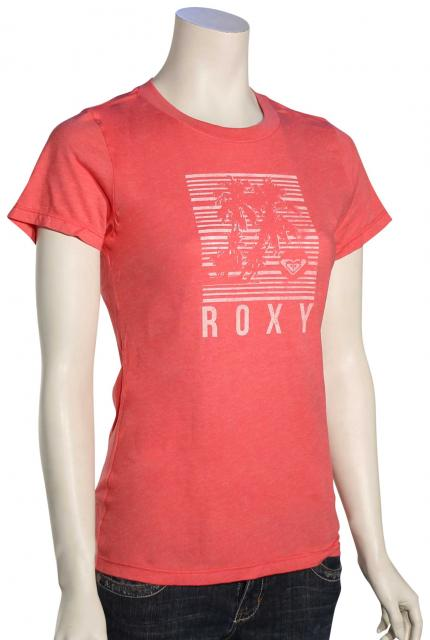 Roxy Window To Soul Women's T-Shirt - Geranium