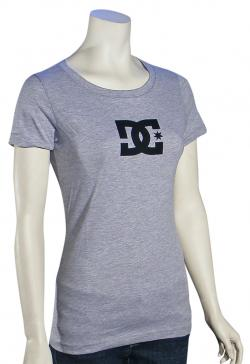 DC T-Star Women's T-Shirt - Heather Grey