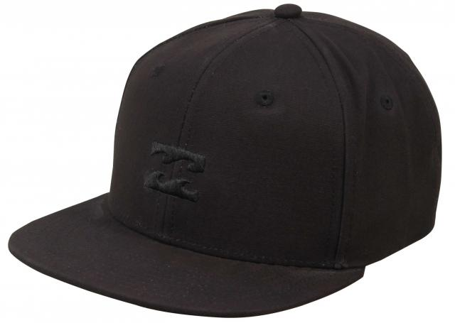 Billabong Boy's All Day Snapback Hat - Stealth