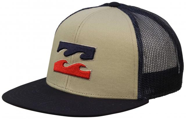 Billabong Boy's All Day Trucker Hat - Khaki