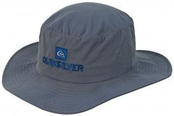 Quiksilver Boy's Trails Hat - Dark Grey