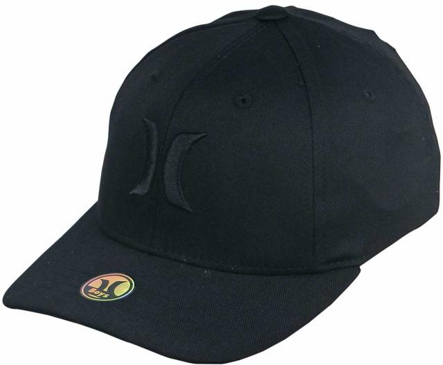 Hurley Boy's One and Only Hat - Black / Black