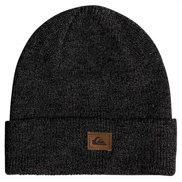 Quiksilver Boy's Performed Beanie - Medium Grey Heather
