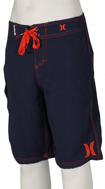 Hurley Boy's One and Only Boardshorts - Midnight Navy