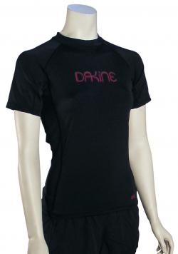 DaKine Drift SS Women's Rash Guard - Black