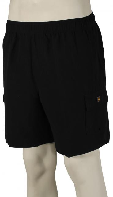 340186e4b9 Quiksilver Waterman Balance Volley Shorts - Black For Sale at  Surfboards.com (694101)