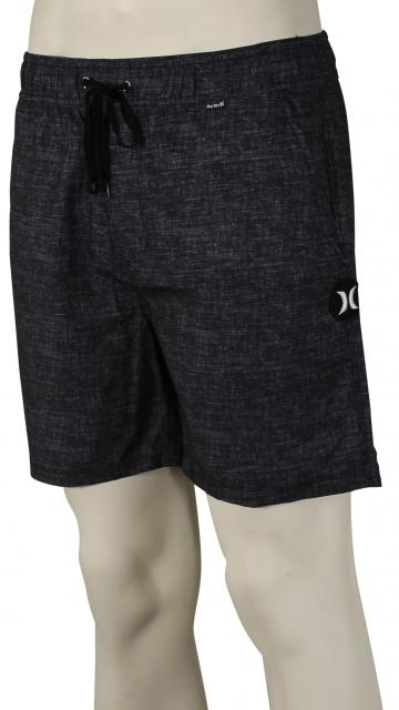 Hurley Heather Volley Shorts - Black