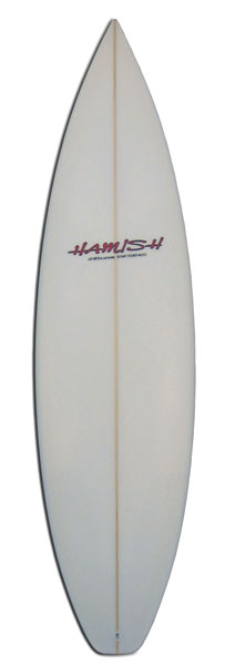 Zoom for Hamish HP01 Shortboard