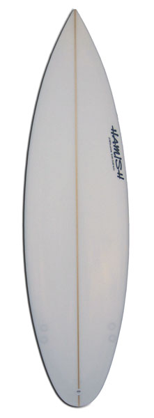 Hamish HP02 Shortboard