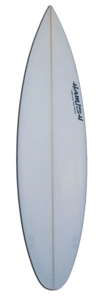 Hamish HP03 Shortboard