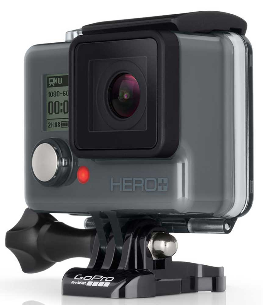 gopro hero plus lcd waterproof camera for sale at. Black Bedroom Furniture Sets. Home Design Ideas