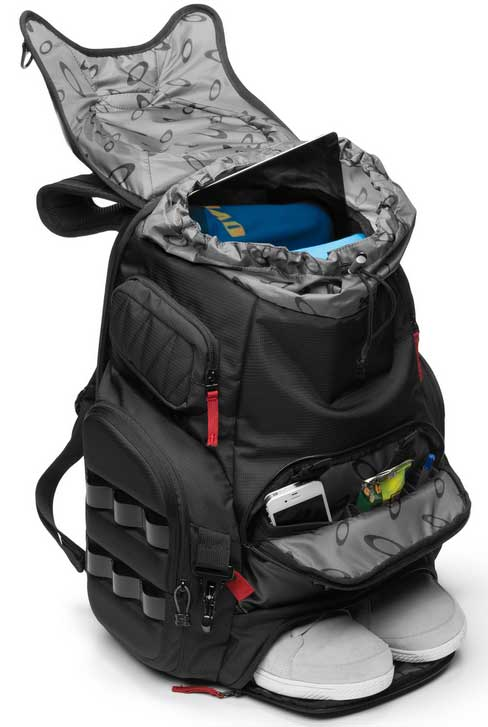 Oakley Big Kitchen Backpack Black For Sale At Surfboards