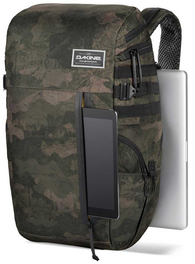 DaKine Apollo 30L Backpack - Peat Camo - New