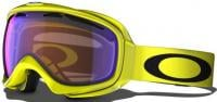 Oakley Elevate Snow Goggles - Canary / Blue Iridium