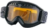 Quiksilver Eclipse Snow Goggles - Black Z12 / Orange