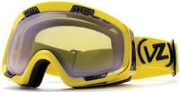 Von Zipper Feenom Snow Goggles - Lemon Drop / Yellow Chrome