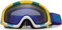 Von Zipper Feenom Snow Goggles - Blok Yellow / Astro Chrome