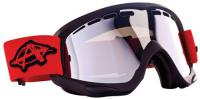 Anarchy Effin Snow Goggles - Matte Black / Smoke Mirror