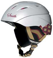 Smith Optics Intrigue Snow Helmet - Gold 5th Ave