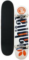 Habitat Apex Low Skateboard Complete - White