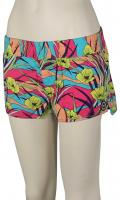 Roxy Beach Bound Boardshorts - Light Jade Island Dreams