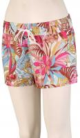 Hurley Supersuede Palm Paradise Women's Boardshorts - Sail Multi