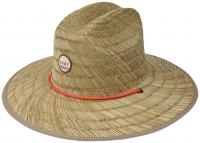Roxy Tomboy Straw Sun Hat - Living Coral