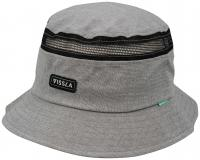 Vissla White Capz Bucket Surf Hat - Phantom