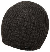RVCA Based Beanie - Dark Charcoal