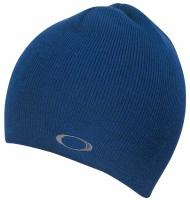 Oakley Fine Knit Beanie - Blue Shade