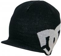 DC Big Star Visor Beanie - Black / White