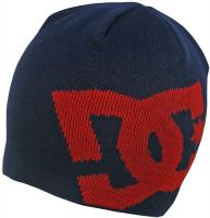 DC Big Star Beanie - Navy / Red