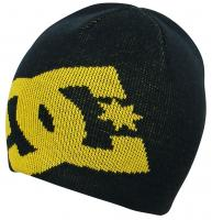 DC Big Star Beanie - Black / Yellow