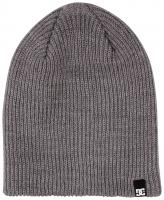DC Clap Beanie - Heather Grey
