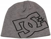 DC Spinster Beanie - Heather Grey